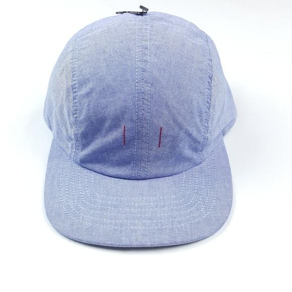40424e83411 Herschel Supply Co. Owen Chambray Baseball Cap